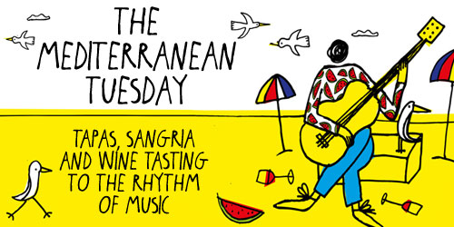 THE MEDITERRANEAN TUESDAY
