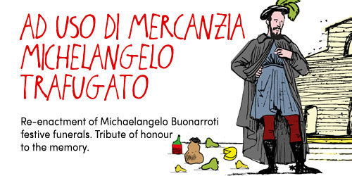 Holy Mass on memory of Michelangelo Buonarroti