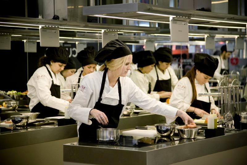 Donne e cucina
