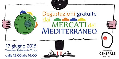 Degustazioni dai Mercati del Mediterraneo