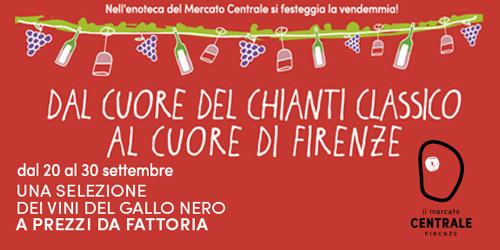 Dal cuore del Chianti classico al cuore di Firenze