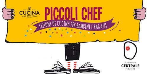 Corso per piccoli Chef