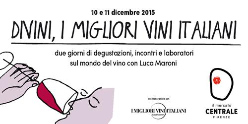 Divini, i migliori vini italiani.