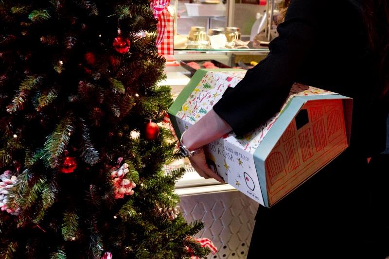 Albero di Natale e Christmas box