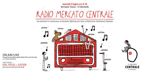 Radio Mercato Centrale.