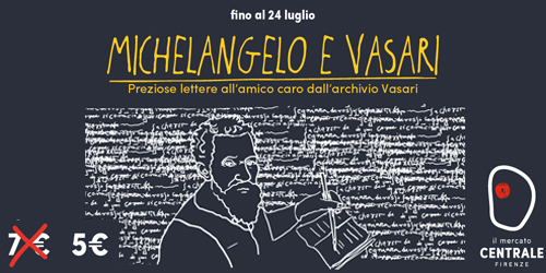 Michelangelo e Vasari.