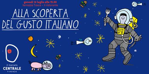 Alla scoperta del gusto italiano.