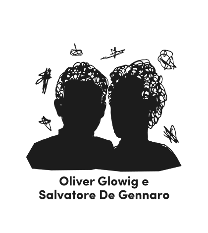 Oliver Glowing e Salvatore De Gennaro