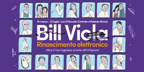 Bill Viola, rinascimento elettronico.