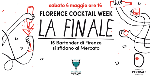 Florence Cocktail Week –  La finale.