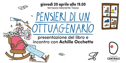 Achille Occhetto – Pensieri di un ottuagenario.