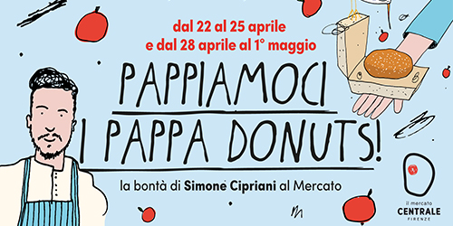 Pappiamoci i pappa donuts!
