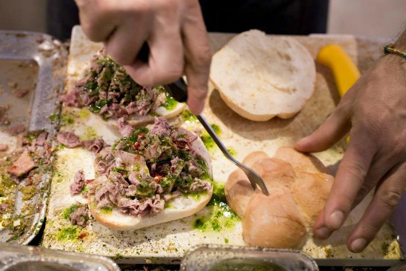 Lampredotto, le origini dello street food fiorentino