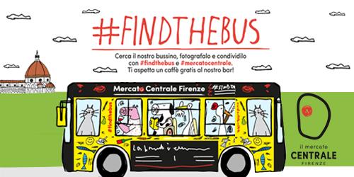 #Findthebus.