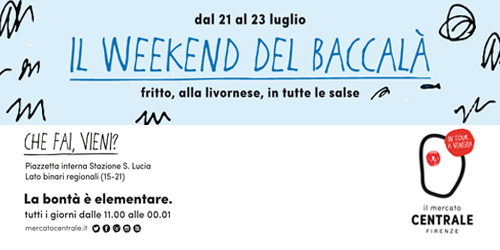 Il weekend del baccalà.