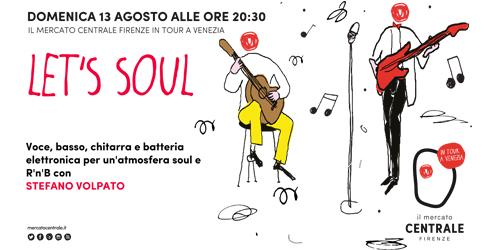 Let's soul.
