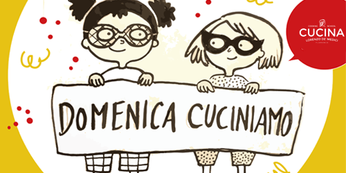 Domenica pigiamista alla Scuola di Cucina del Mercato Centrale Firenze
