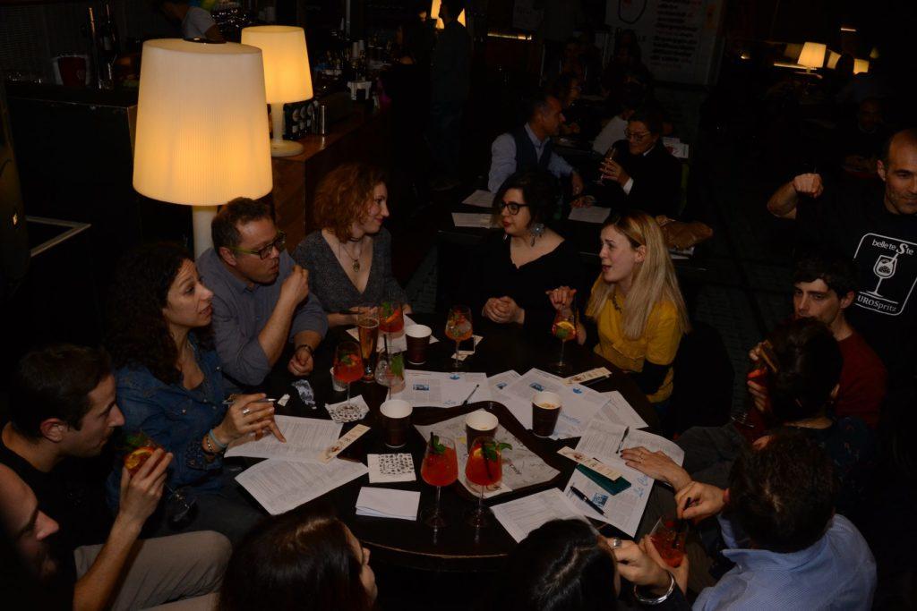 Neurospitz: aperitivi a base di neuroscienza e risate