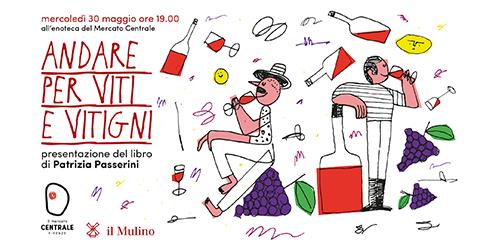 """Presentazione Libro """"Andare per viti e vitigni"""""""
