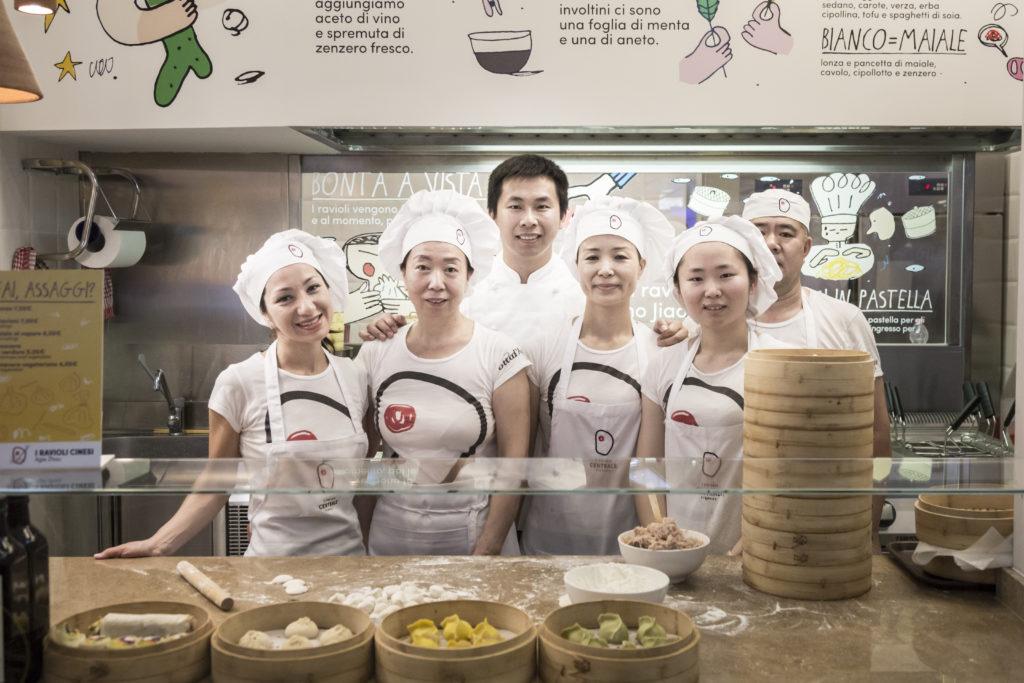 I Ravioli Cinesi di Agie Zhou