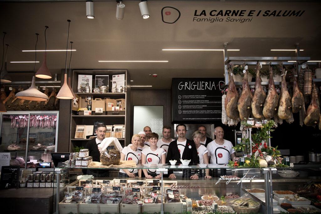 Fausto Savigni - Mercato Centrale Firenze