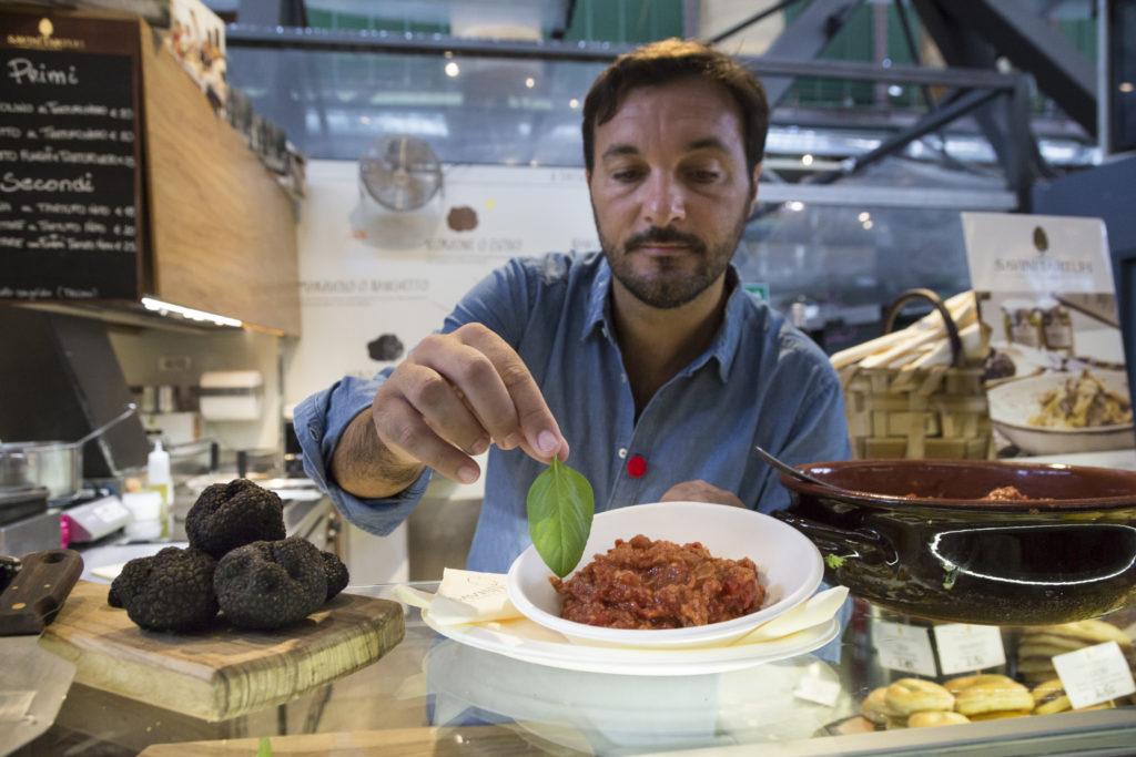 Il tartufo di Luciano Savini