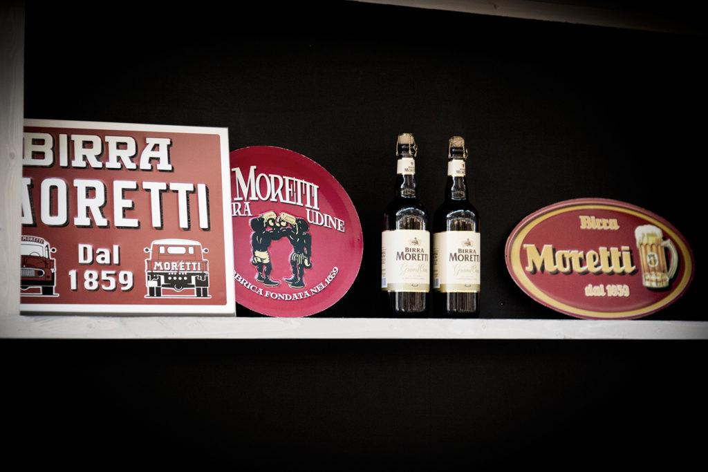 La birreria Ditta Luigi Moretti