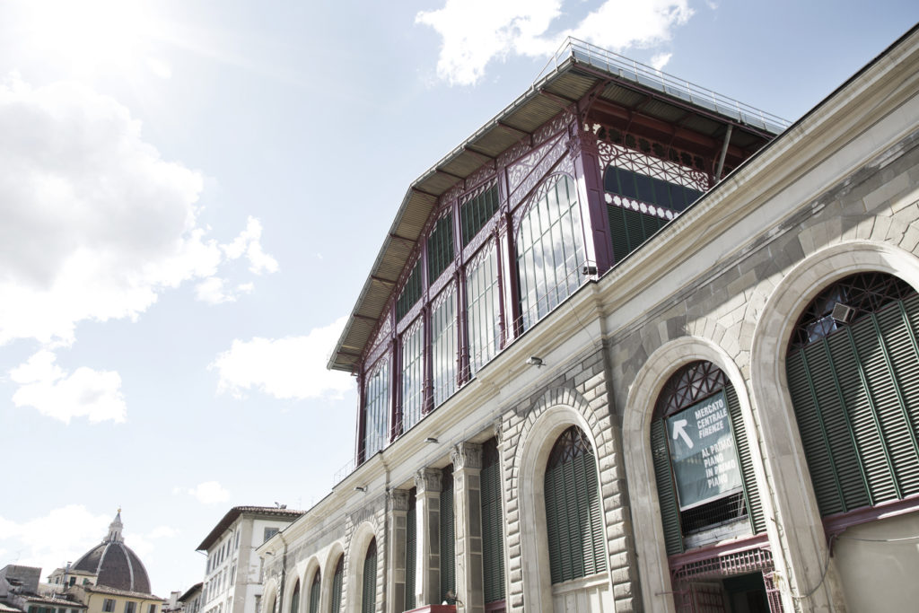 Mercato Centrale Firenze - San Lorenzo