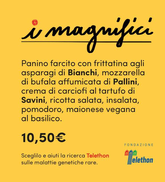 I Magnifici - Bianchi