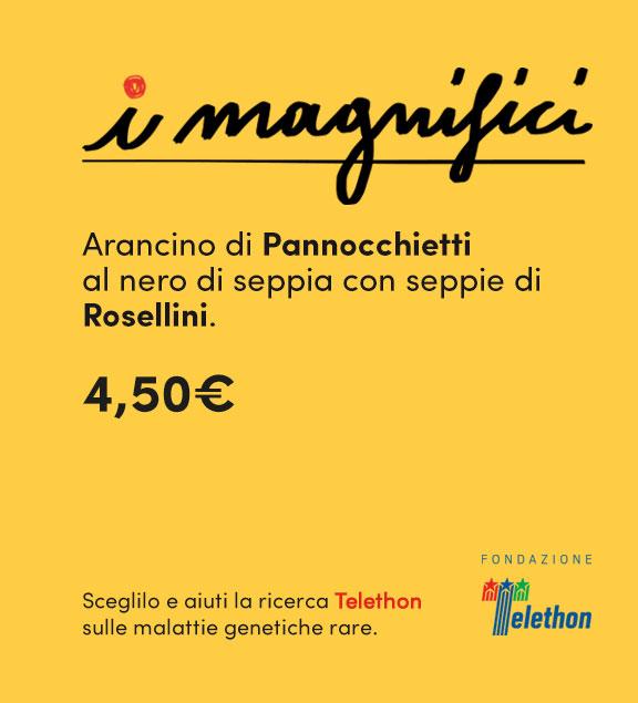 I Magnifici - Pannocchietti