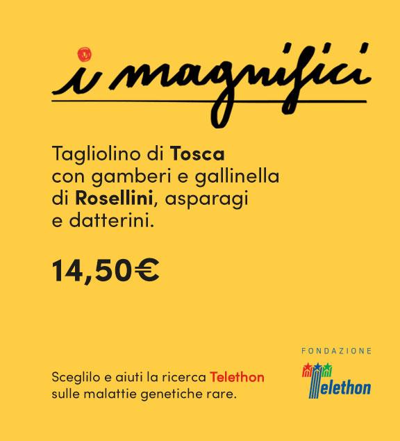 I Magnifici - Tosca