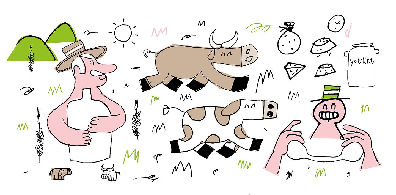 La Mozzarella di Bufala e i Latticini di Martino Bellincampi