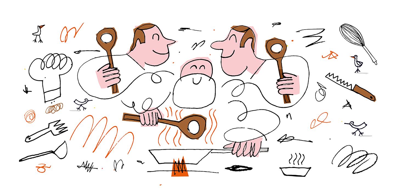 La scuola di cucina