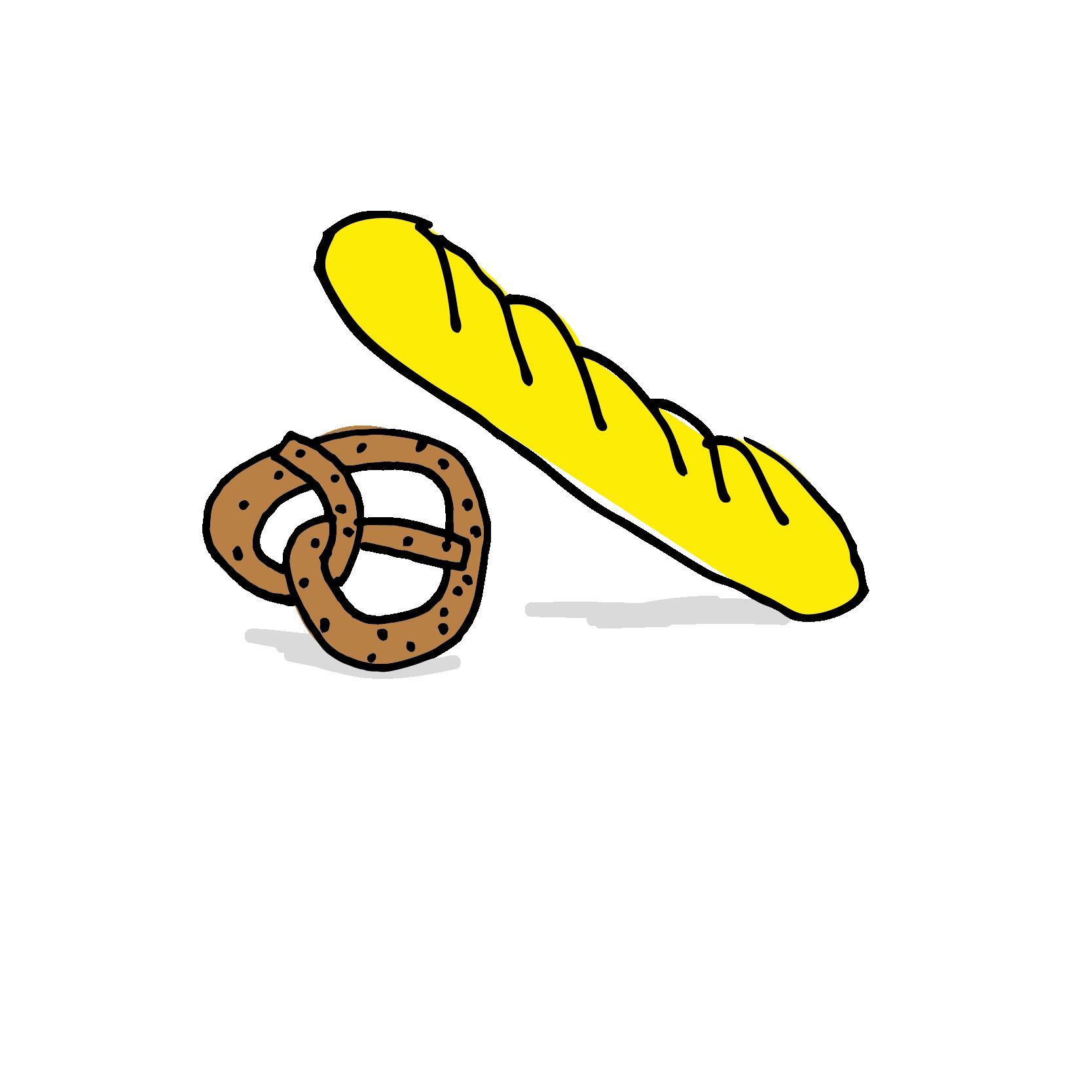 Il pane e la pasticceria | Mercato Centrale Firenze