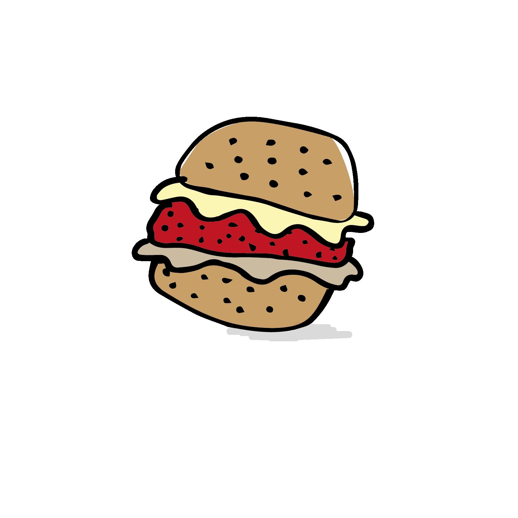 L'hamburger di chianina | Mercato Centrale Firenze