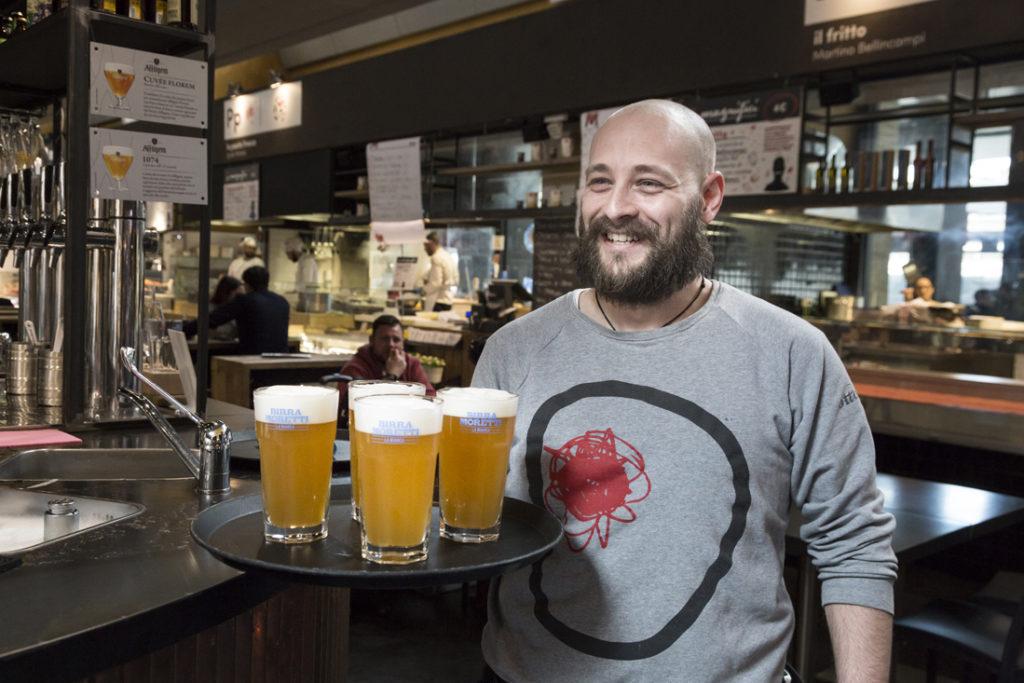La birreria Luigi Moretti