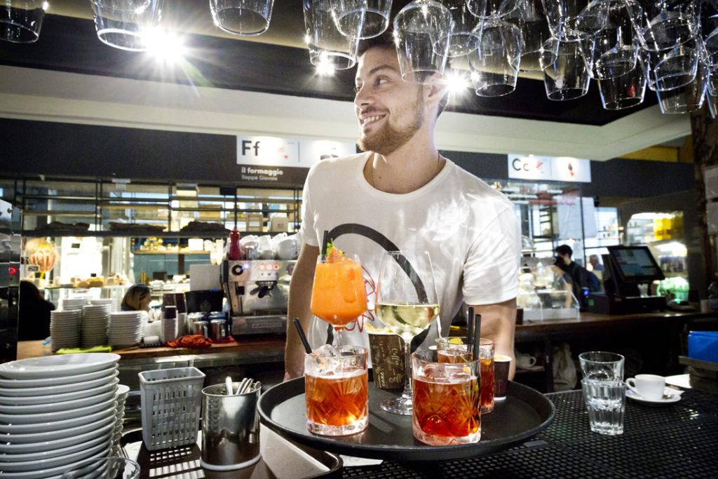La Caffetteria Mercato Centrale Roma