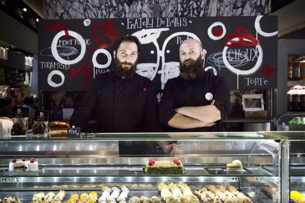 La pasticceria dei fratelli De Bellis