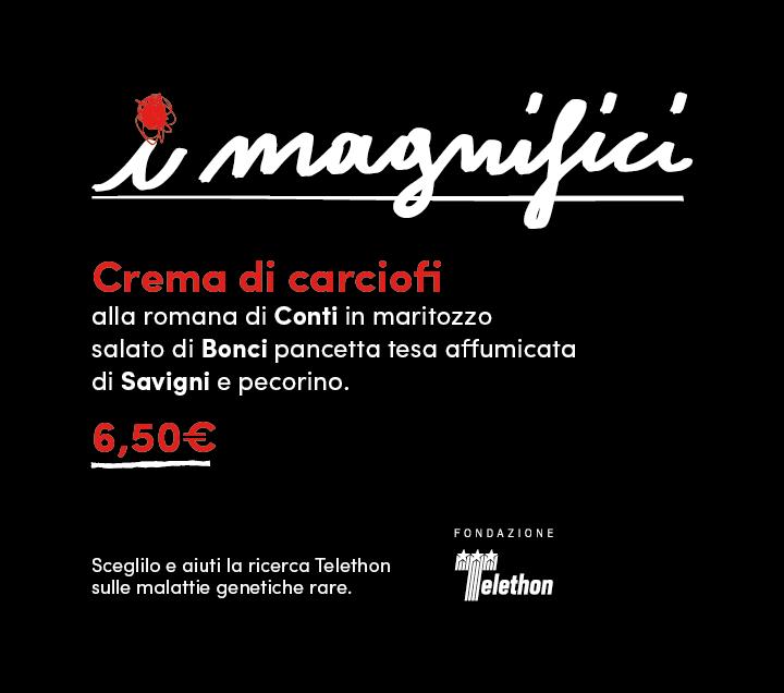 I Magnifici - Conti e la Rocca