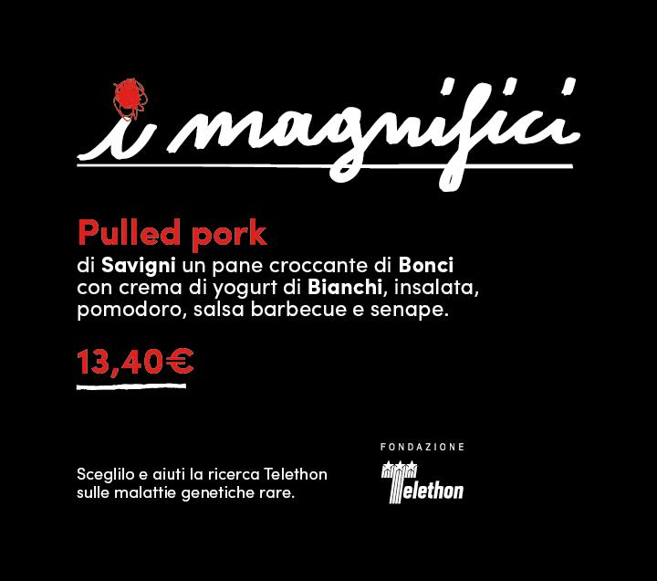 I Magnifici - Fausto Savigni