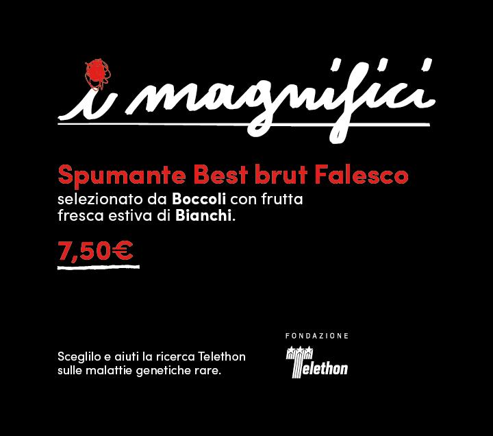 I Magnifici - Luca Boccoli