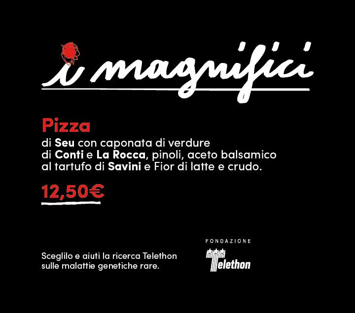 I Magnifici - Pier Daniele Seu