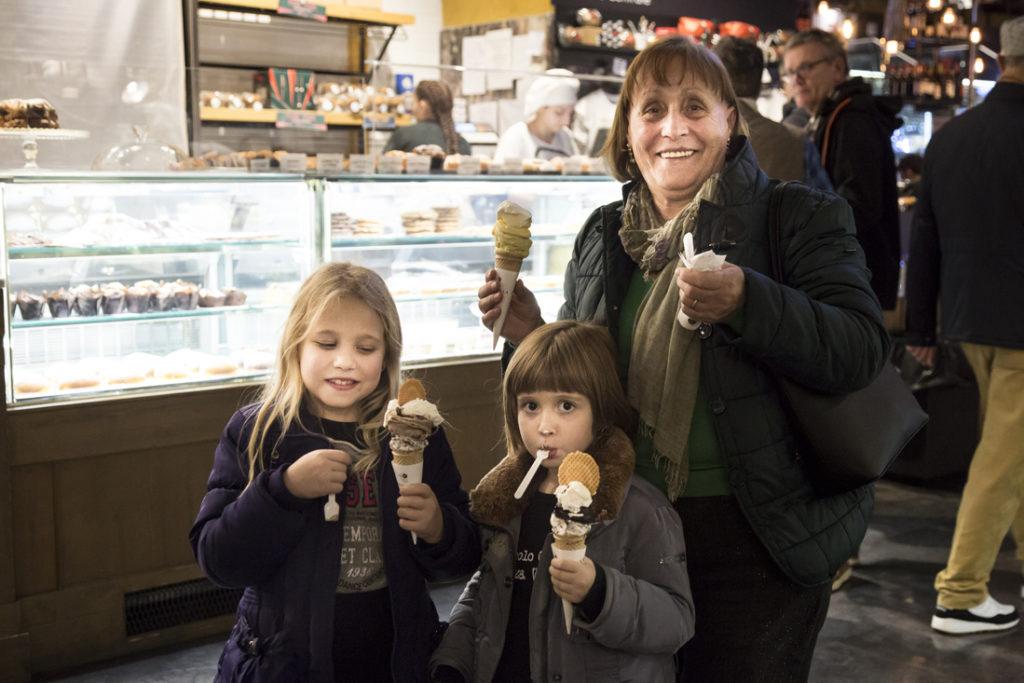 Mercato Centrale Roma | Il gelato di Luca Veralli