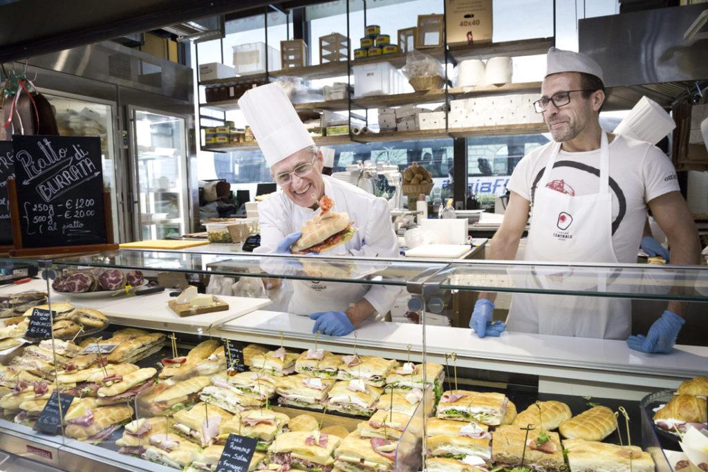 Mercato Centrale Roma | I formaggi di Beppe Giovale