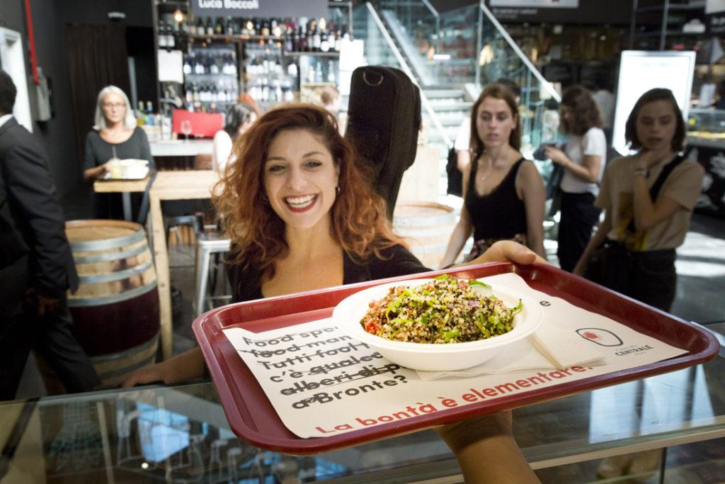 Mercato Centrale Roma | Il Vegetariano e il vegano di Marcella Bianchi
