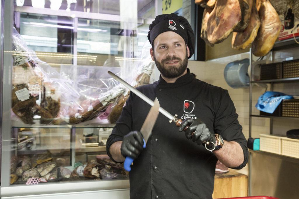 Fausto Savigni - Mercato Centrale Roma