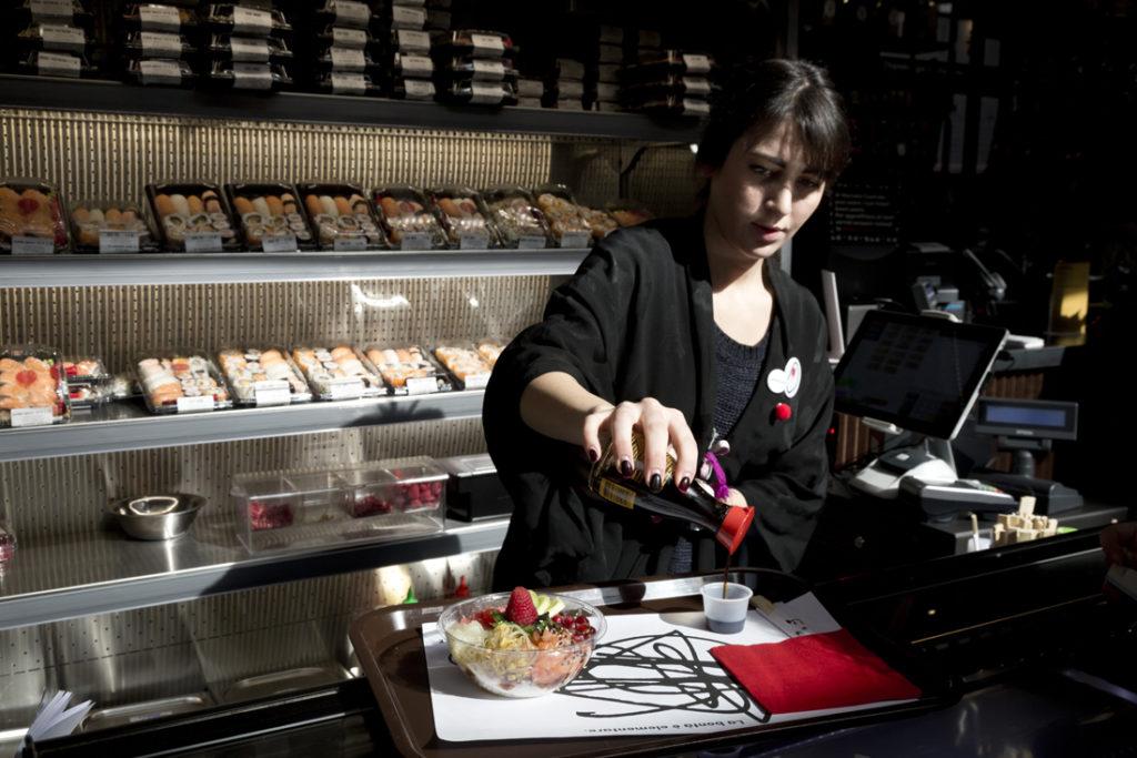 Il sushi di Donato Scardi