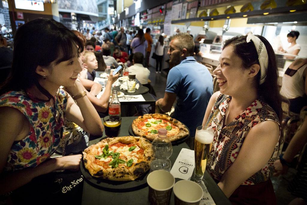 La pizza di Pier Daniele Seu