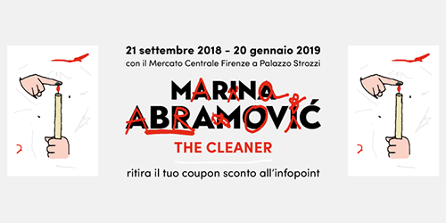 The Cleaner – Marina Abramovic