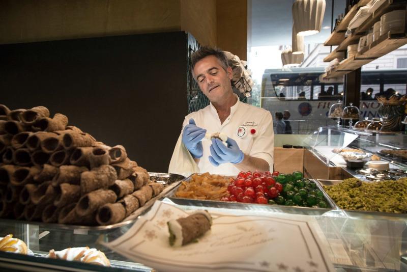 Arà, Carmelo Pannocchietti: nato per portare la Sicilia in giro per l'Italia